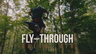 """Fly-Through """"Green Air"""""""