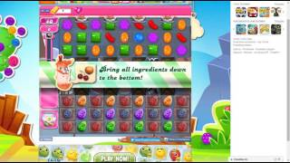 candy crush saga level 1474 no booster 3 stars 92 k pts