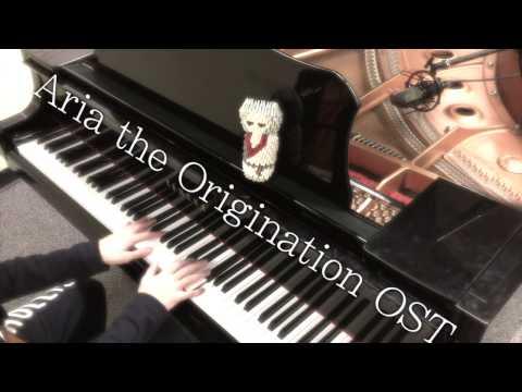 Aria the Origination OST - Spirale [Piano Transcription + sheet]