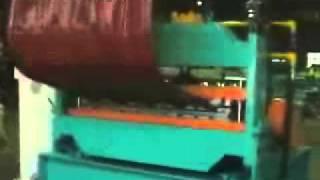 Roof Curving Machine, Arch Crimping Machine,