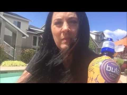 Bula Bottle Overview with Wakaya Perfection ~ Filters Tap Water & Nutrition Delivery
