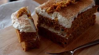 Carrot Cake No Butter : 노버터 당근…