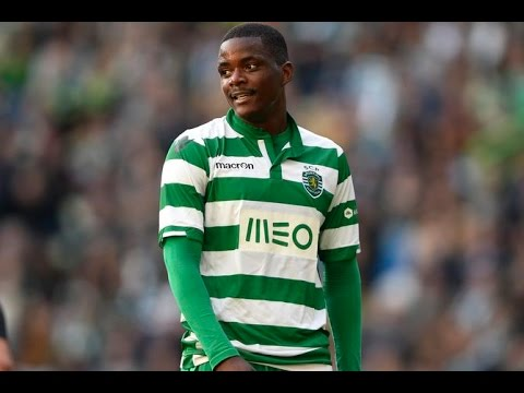 William Carvalho ● Sporting CP ● Goals, Assists & Skills ● 2014/2015 HD