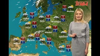 Prognoza pogody 11.01.2020