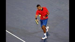 Nick Kyrgios stuns Rafael Nadal in Cincinnati Masters quarters