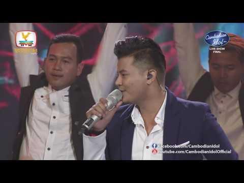 Cambodian Idol Season 2 | Live Show Final | នួន សុធារ័ក្ស | ចង្វាក់នេះរាំសប្បាយ