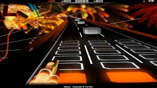[Audiosurf]Ephixa - Awesome To The max