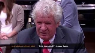Boerinnen Kalender te gast bij Harry Mens´ Business Class op RTL7