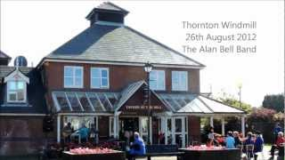 The Alan Bell Band at Marsh Mill Thornton 26/08/12