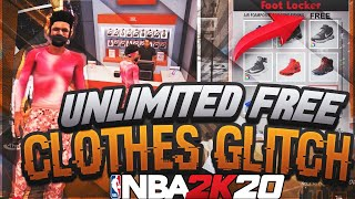 NBA 2K20 Free Clothes and Shoe…