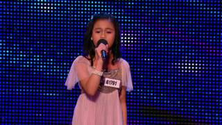 Arisxandra - One Night Only Full Audition - Week 1 - Britain
