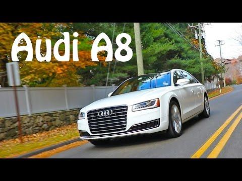 2017 Audi A8 L quattro 3.0 TFSI review