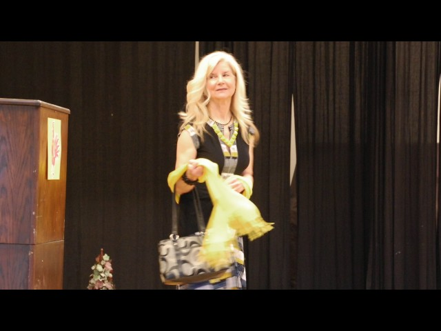 Chinese Luncheon & Fashion Show - Novato Senior Citizens Club  ( 2-27-2017 )
