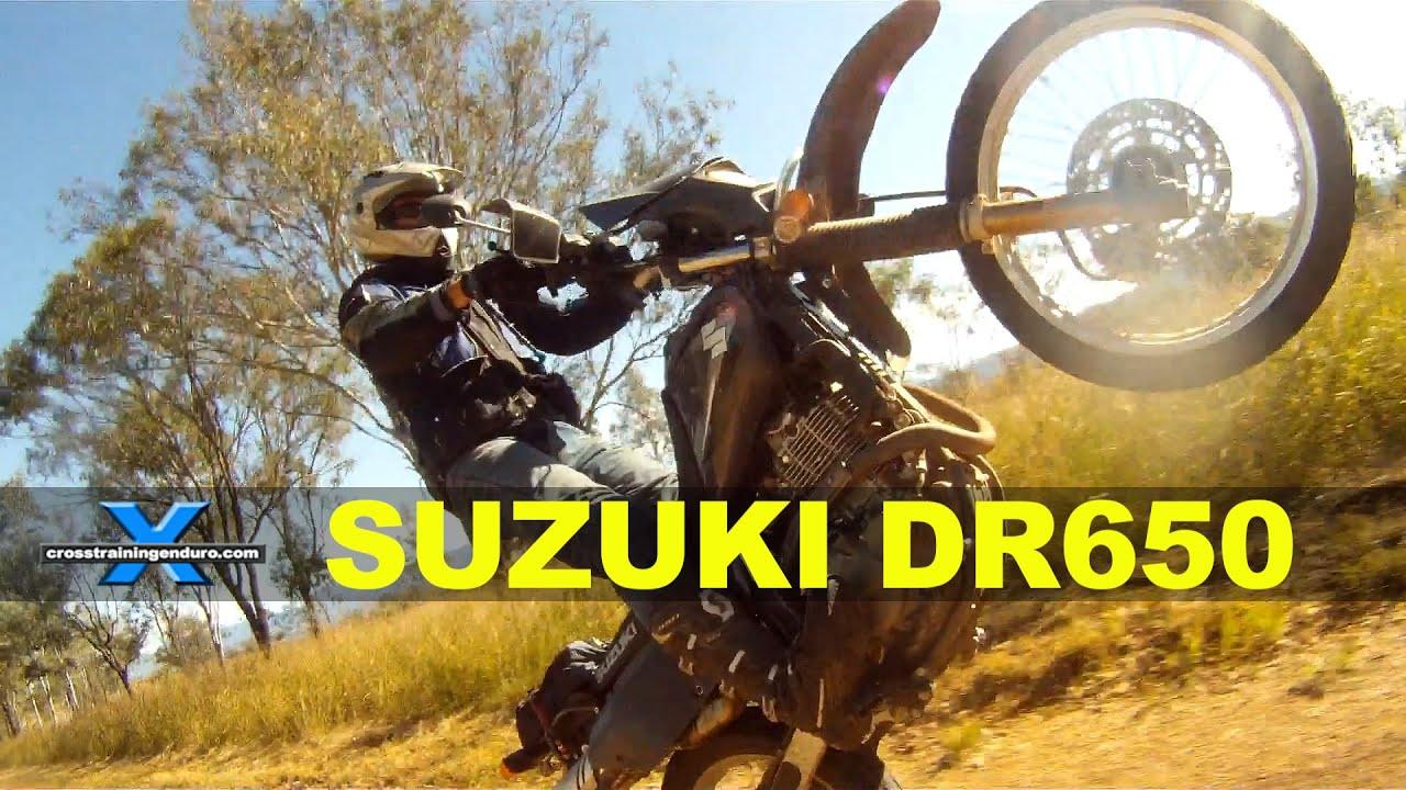 Suzuki DR650 / DR650SE mods, reviews, pros, cons & tips