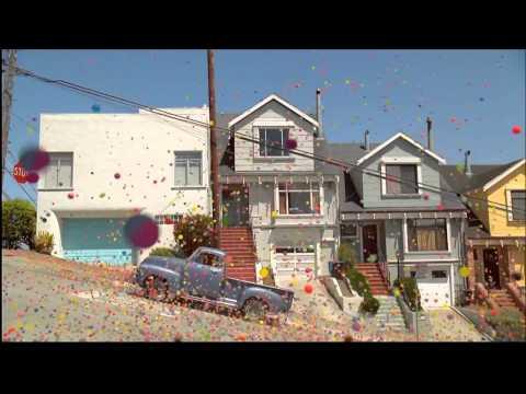 José González - Heartbeats (Bouncing Balls Video)
