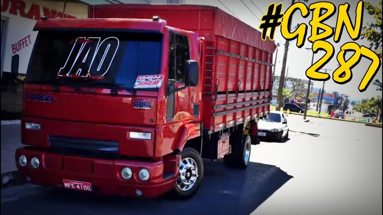Ford Cargo 815 Tierre Gbn287 Off7 Youtube