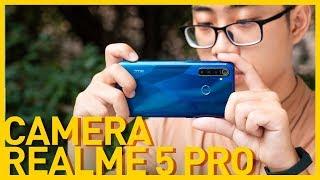 Camera Realme 5 Pro: Tất cả nhu cầu chỉ trong một