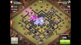 Clash of Clans - ClanWars Exodias vs Detroitdeath 5