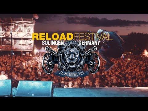 Reload Festival 2018 Recap