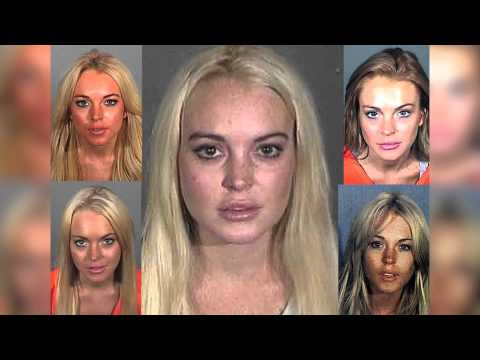 The Disgusting and Delicious of Celebrity Mugshots