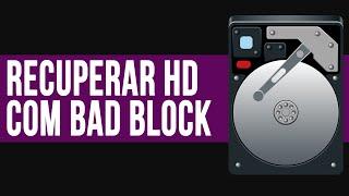 HDD Regenerator - Como recuperar HD com Bad Blocks | TUTORIAL