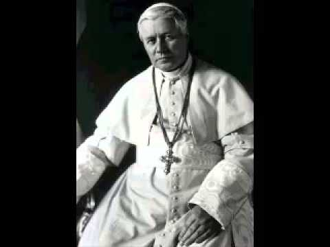 Pascendi Gregis by Pope St.Pius X: An encyclical on the Doctrines of the Modernists