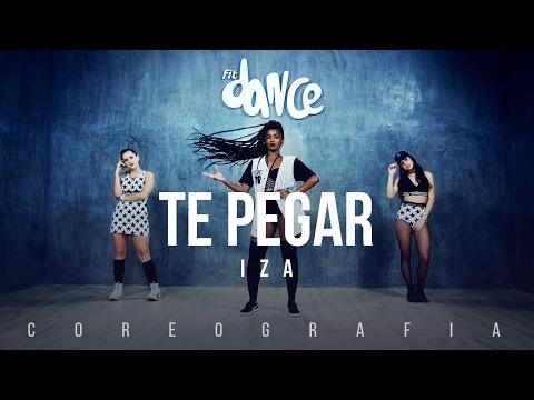 Te Pegar - IZA - Coreografia  FitDance TV