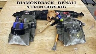 Trim Guy Tool Belt Setup - Diamondback Denali (Deluxe Framer Rig)