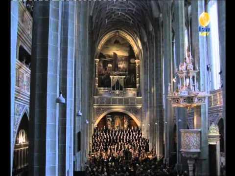 Handel - Zadok the Priest   Coronation Anthem for George II