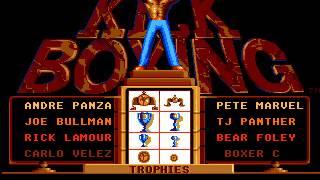 PC Engine Longplay [318] The Kick Boxing