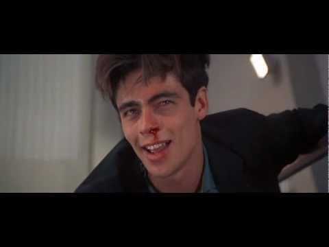 Young Benicio del Toro(License To Kill) The Most Sexy and Handsome actor on 80s