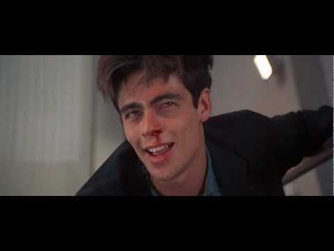 Young Benicio del ToroLicense To Kill The Most Sexy and Handsome actor on 80s