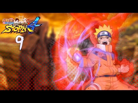 Naruto Shippuden: Ultimate Ninja Storm 4 - Walkthrough Part 9, Gameplay Xbox One - 동영상