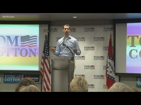 Not all of Arkansas is 'proud' of Tom Cotton - Arkansas Times