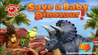 Чудо Домашних Животных! Спасите Ребенка-Динозавра! Полный Игровой Фильм Для Маленьких Детей