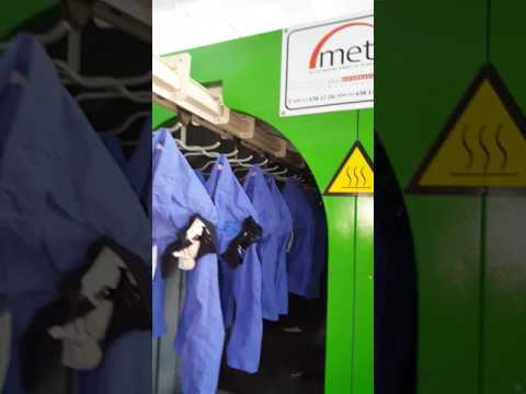 Metocure Eco-Green ( Energy Saving ) Conveyor Oven