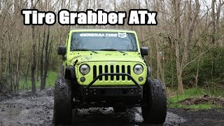 Overview Cars!!! Putting the General Tire Grabber ATx and G Max RS to the Test