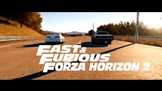 Fast And Furious 7 - Tribute To Paul Walker - Forza Horizon 2