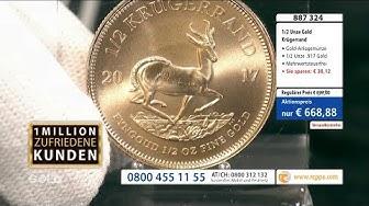 Goldmünze Südafrika Kürgerrand