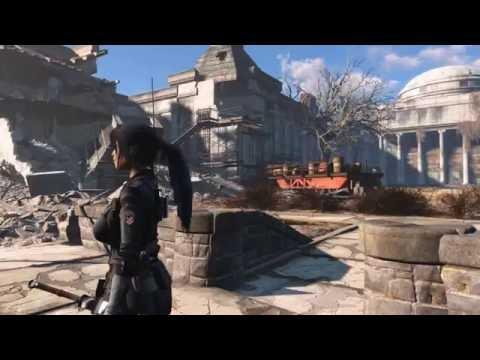 Fallout 4 pc mods/my Misaki looks-menu preset mod /Asuka