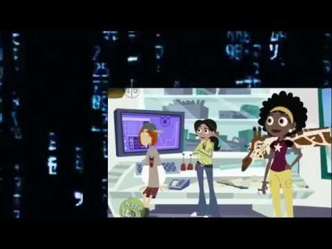 Wild Kratts S02E07 Neck and Neck