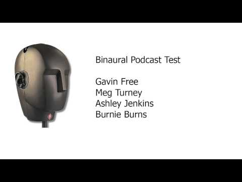 Binaural Podcast Test