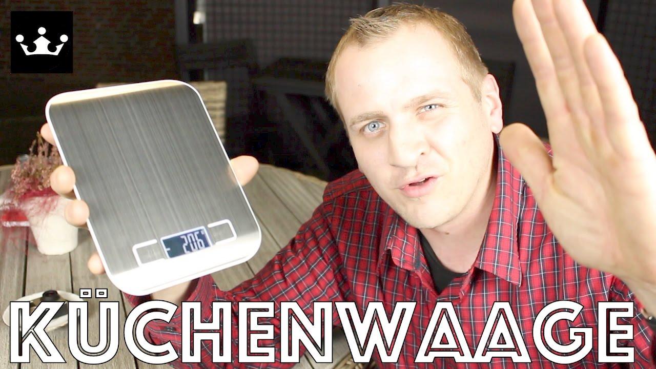 Kuchenwaage Digital Test Im Videocheck Youtube