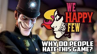 We Happy Few Review (As Bad As People Say?) - Gggmanlives
