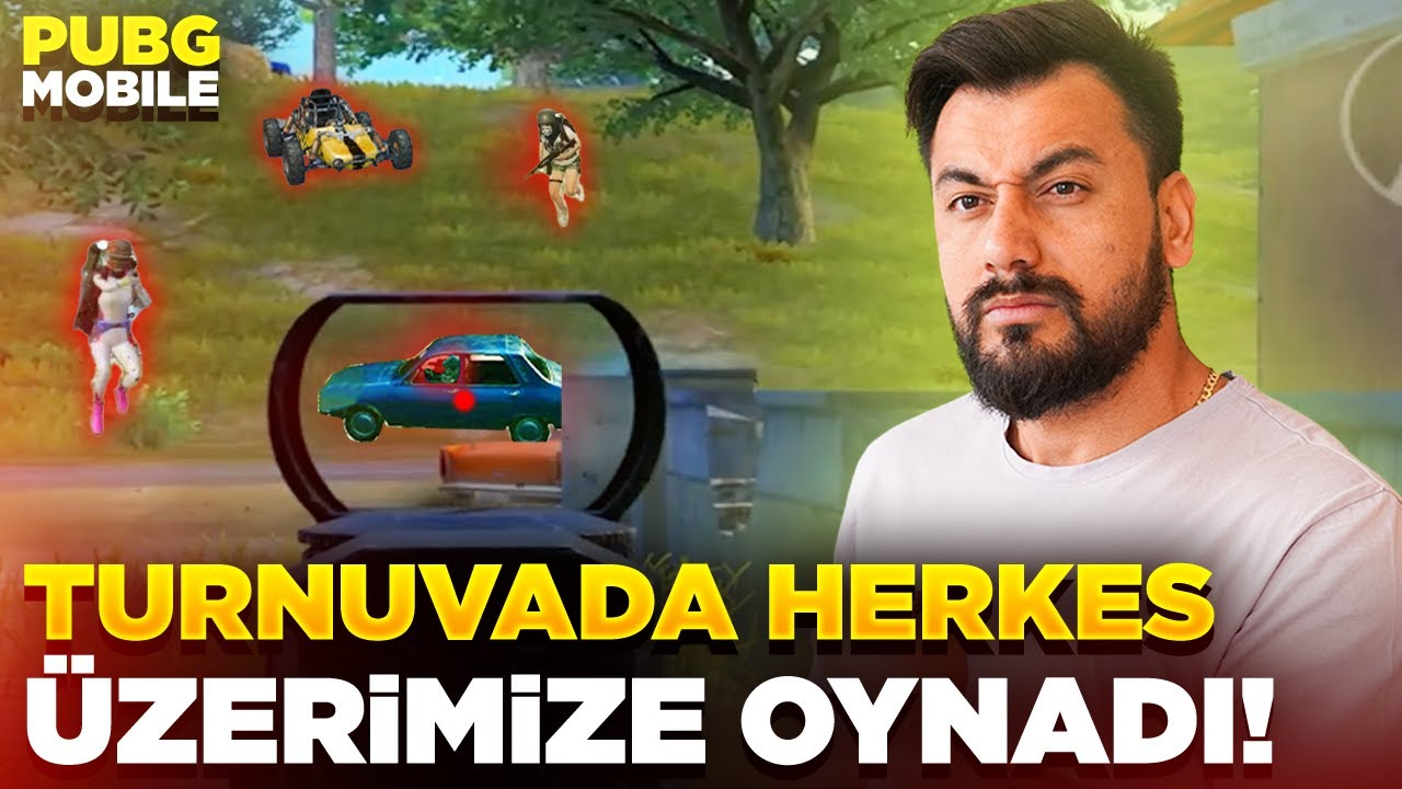 Download TURNUVADA HERKES ÜZERİMİZE OYNADI 42 LEŞ !! / PUBG MOBILE CREW CHALLENGE