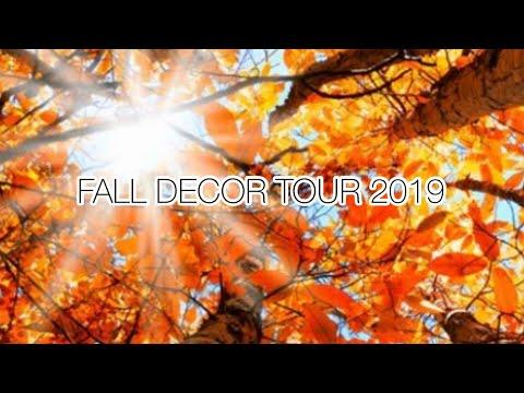 FALL HOME DECOR TOUR 2019