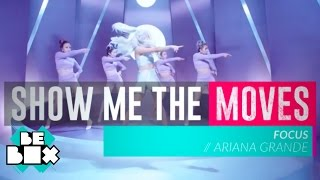 Video Ariana Grande 'Focus' Dance Tutorial   Show Me The Moves download MP3, 3GP, MP4, WEBM, AVI, FLV Agustus 2018