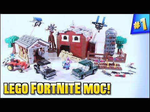 LEGO Fortnite - Fatal Fields MOC!