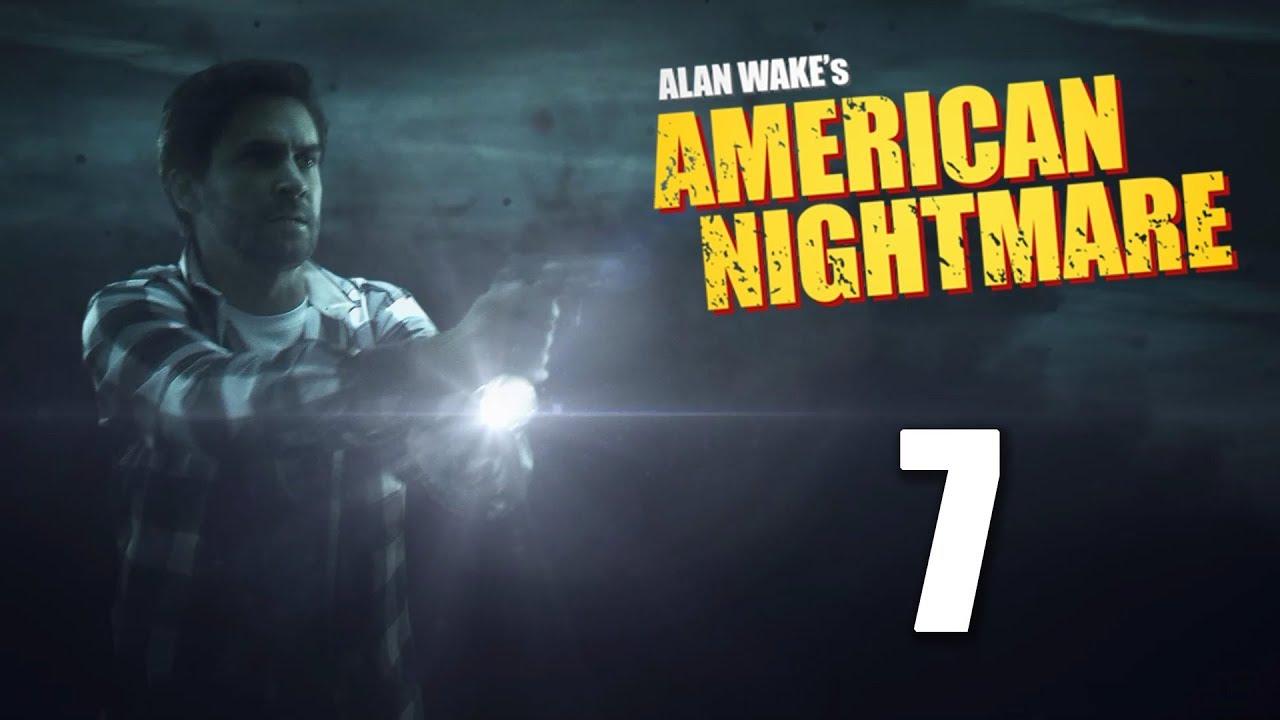 Alan wake american nightmare прохождение