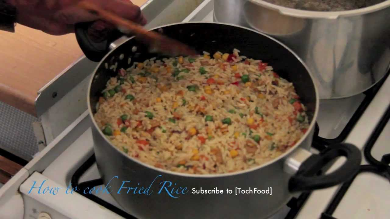 Fried rice youtube fried rice ccuart Gallery